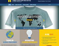 Third Century Initiative Website