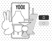 YOOX SHOPPING GUIDE - Motion Graphic