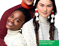 UNITED COLORS OF BENETTON christmas campaign 16