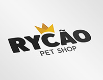 Identidade Visual: Rycão Pet Shop