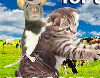 Classic 'Nice Mice' meme :)