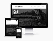 Webdesign / David Vorkauf Filmemacher & Fotograf