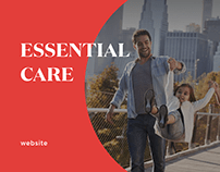 Essential Care website