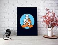 Monk Studio Branding