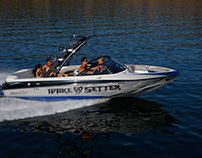 Malibu Boat Graphics