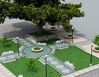 Propuesta Remodelación de Jardín.