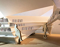 """Exploration""--Redesign the Bedford Library"