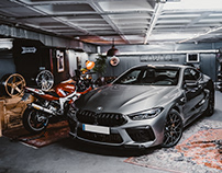 BMW M8 Competition