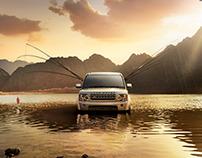 Land Rover - LR4