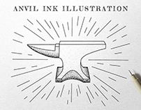 Anvil Ink Illustration