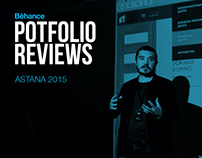 Behance Potfolio Reviews Astana 2015