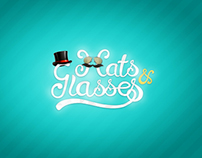 Hats & Glasses Game UI Design