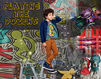 SS16 Boy's Accesories Campaign: Playing the Dozens