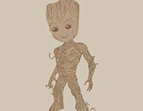 Baby Groot – GOTG