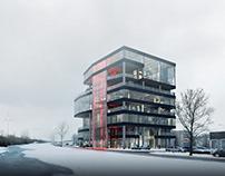 Allard Architecture - XT3 Building