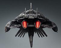 Colony - Spaceship Concept design
