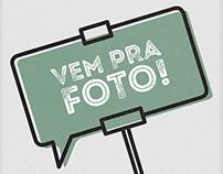 Branding // Vem pra Foto Totem Fotográfico