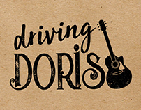DRIVING DORIS - logo