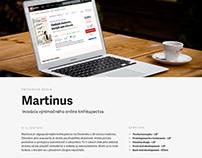 Martinus.sk prípadová štúdia – SK