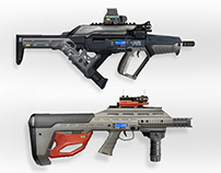 Near Future Rifles
