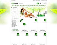 Bitkisel E-ticaret Tasarımı (2014)