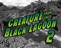 Creature from the Black Lagoon II
