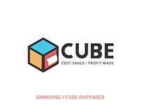 Cube - Branding