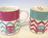 Everyday Mug Designs