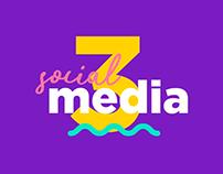 Social media 3 | 2016