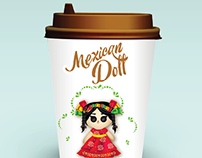 Mexican Doll illustration