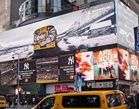 Michelin - Interactive Billboard