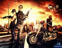 Terminator 2 - Sunset