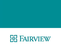 Web Banners for Fairview Health Services