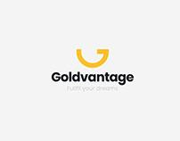 Goldvantage - Brand Identity