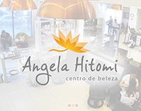 Ângela Hitomi | Website | UI Design