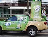 Lançamento Bis Limão