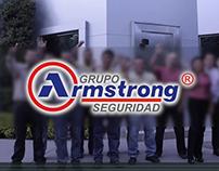 Armstrong: Locución de voz en off