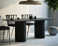 Faina | table VELETEN
