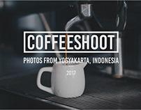 Coffeeshot at Yogyakarta - Indonesia