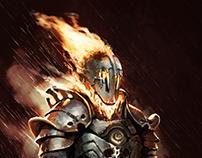 Burning with Vengeance