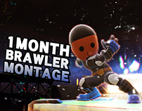 1 Month Brawler - A Montage