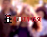 Campanha #EuConfesso