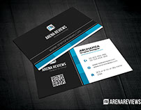 Free Multipurpose Business Card Template Download