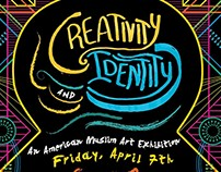 Creativity & Identity: Art & Craft Flyer