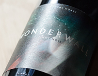 Wonderwall Wine Packaging
