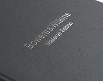 B&W Brand Book Maserati Edition