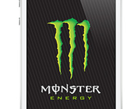 MONSTER // App Mobile