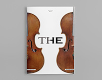 THE _ Violin Magazine