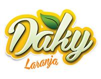 Projeto logo DAKY