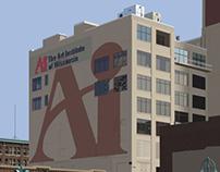 Art Institution of Wisconsin Building Recreation